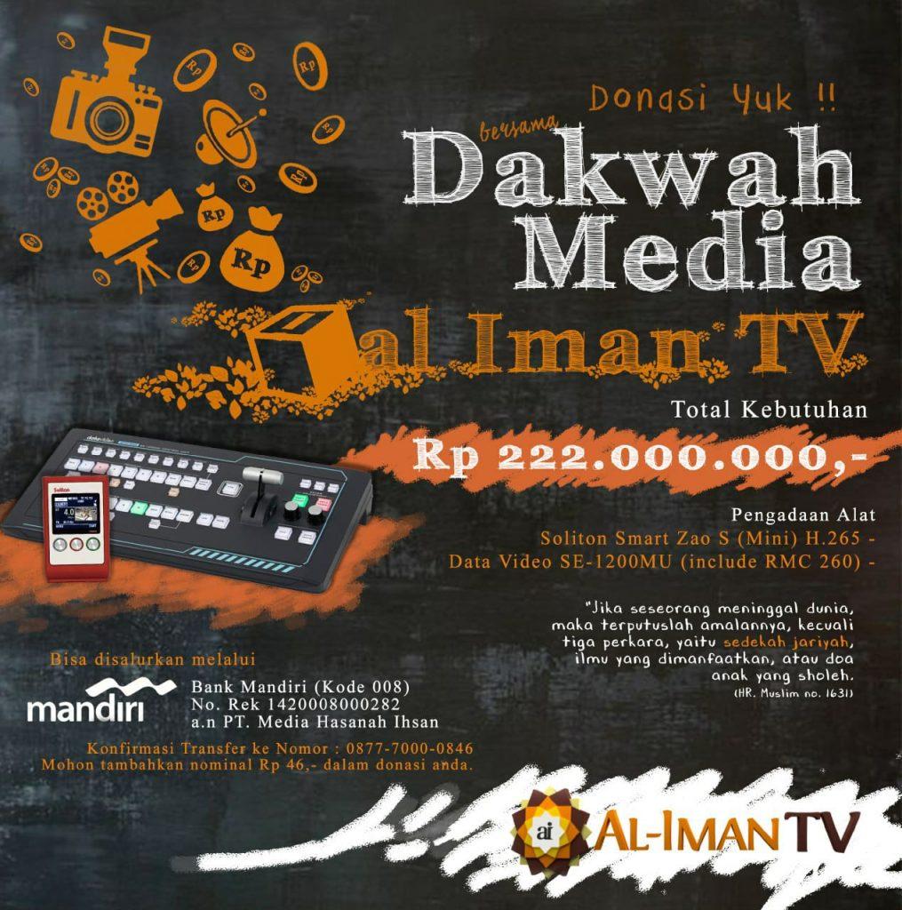 donasi-peralatan-siaran-langsung-al-iman-tv